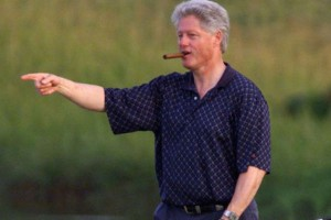 Let's be real about this: If there were no such things as term limits, this man would still be the President.